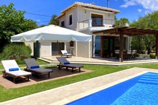 facilities lefkada villa almond complex
