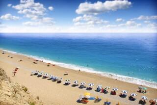 lefkada almond villa sea view