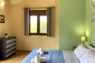 lefkada villa almond garden view room