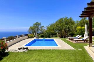 luxury lefkada villa almond